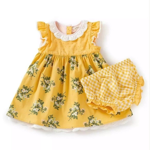 Matilda Jane Yellow 18-24M Outfit